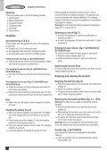 BlackandDecker Aspirateur Port S/f- Dv1210ecn - Type H1 - Instruction Manual (Européen) - Page 6