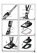 BlackandDecker Balai Laveur Vapeur- Fsm1630 - Type 1 - Instruction Manual (Lettonie) - Page 3