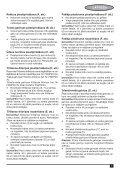 BlackandDecker Balai Laveur Vapeur- Fsm1630 - Type 1 - Instruction Manual (Lettonie) - Page 7