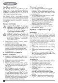 BlackandDecker Aspirateur Port S/f- Nv2410n - Type H1 - Instruction Manual (Lituanie) - Page 6