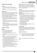 BlackandDecker Aspirateur Port S/f- Dv1010ecl - Type H1 - Instruction Manual (Européen) - Page 5