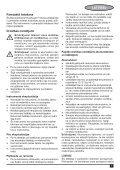 BlackandDecker Aspirateur Port S/f- Dv9610n - Type H1 - Instruction Manual (Lettonie) - Page 5