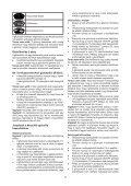 BlackandDecker Balai Laveur Vapeur- Fsmh1621 - Type 1 - Instruction Manual (la Hongrie) - Page 7