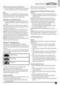 BlackandDecker Balai Laveur Vapeur- Fsmh1621 - Type 1 - Instruction Manual (Européen) - Page 7