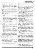 BlackandDecker Balai Laveur Vapeur- Fsmh1621 - Type 1 - Instruction Manual (Lettonie) - Page 7