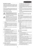 BlackandDecker Wet N'dry Vac- Nw4820n - Type H1 - Instruction Manual (Roumanie) - Page 5