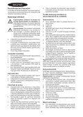 BlackandDecker Aspirateur Port S/f- Dv6010n - Type H1 - Instruction Manual (la Hongrie) - Page 4