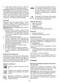 BlackandDecker Wet N'dry Vac- Wd7215 - Type H2 - Instruction Manual (Pologne) - Page 6