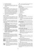BlackandDecker Aspirateur Port S/f- Dv7210el - Type H1 - Instruction Manual (Roumanie) - Page 5
