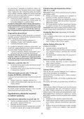 BlackandDecker Aspirateur Port S/f- Dv7210el - Type H1 - Instruction Manual (Slovaque) - Page 6
