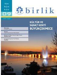 BÜYÜKÇEKMECE - Marmara Belediyeler Birliği