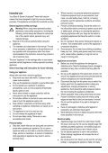 BlackandDecker Aspirateur Port S/f- Pv1205w - Type H2 - Instruction Manual (Anglaise) - Page 6