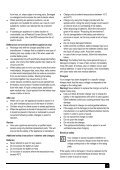 BlackandDecker Aspirateur Port S/f- Pv1205w - Type H2 - Instruction Manual (Anglaise) - Page 7