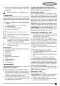 BlackandDecker Lampe- Fsl12 - Type H2 - Instruction Manual (la Hongrie) - Page 5