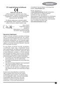 BlackandDecker Lampe- Fsl12 - Type H2 - Instruction Manual (la Hongrie) - Page 7