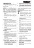 BlackandDecker Spot- Bdsl301 - Type 1 - Instruction Manual (Roumanie) - Page 3