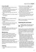 BlackandDecker Grille Pain- T700 - Type 1 - Instruction Manual (Européen) - Page 7