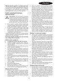 BlackandDecker Aspirateur Soufflant- Gwc1800 - Type H1 - Instruction Manual (Pologne) - Page 3