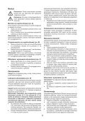 BlackandDecker Aspirateur Soufflant- Gwc1800 - Type H1 - Instruction Manual (Pologne) - Page 6