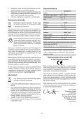 BlackandDecker Aspirateur Soufflant- Gwc1800 - Type H1 - Instruction Manual (Pologne) - Page 7