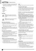 BlackandDecker Aspirateur Soufflant- Gwc1800 - Type H1 - Instruction Manual (Européen) - Page 6