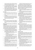 BlackandDecker Aspirateur Soufflant- Gwc1800 - Type H1 - Instruction Manual (Slovaque) - Page 4