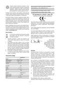 BlackandDecker Aspirateur Soufflant- Gwc1800 - Type H1 - Instruction Manual (Slovaque) - Page 7