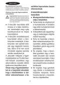 BlackandDecker Aspirateur Soufflant- Gw2838 - Type 1 - Instruction Manual (la Hongrie) - Page 4