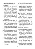 BlackandDecker Aspirateur Soufflant- Gw2838 - Type 1 - Instruction Manual (la Hongrie) - Page 6