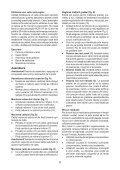 BlackandDecker Rateau De Tondeuse- Gd300x - Type 1 - Instruction Manual (Roumanie) - Page 6