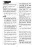 BlackandDecker Rateau De Tondeuse- Gd300x - Type 1 - Instruction Manual (Slovaque) - Page 4