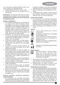 BlackandDecker Souffleur- Gw2610v - Type 2 - Instruction Manual (Lettonie) - Page 7