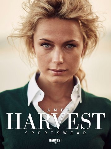 Catalogo James Harvest