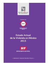 Estado Actual de la Vivienda en México 2015