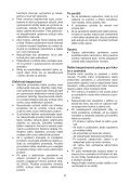 BlackandDecker Aspirateur Soufflant- Gw2600 - Type 6 - Instruction Manual (Slovaque) - Page 5