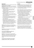BlackandDecker Aspirateur Soufflant- Gw3050 - Type 1 - Instruction Manual (Européen) - Page 7