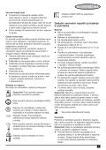 BlackandDecker Aspirateur Soufflant- Gwc3600l - Type 1 - Instruction Manual (Balkans) - Page 7