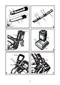 BlackandDecker Aspirateur Soufflant- Gwc3600l - Type 1 - Instruction Manual (la Hongrie) - Page 3