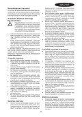 BlackandDecker Aspirateur Soufflant- Gwc3600l - Type 1 - Instruction Manual (la Hongrie) - Page 5