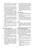 BlackandDecker Aspirateur Soufflant- Gw2600 - Type 6 - Instruction Manual (la Hongrie) - Page 5