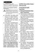 BlackandDecker Aspirateur Soufflant- Gw2810 - Type 1 - Instruction Manual (la Hongrie) - Page 4