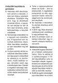 BlackandDecker Aspirateur Soufflant- Gw2810 - Type 1 - Instruction Manual (la Hongrie) - Page 6