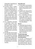 BlackandDecker Aspirateur Soufflant- Gw2810 - Type 1 - Instruction Manual (la Hongrie) - Page 7