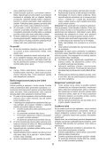 BlackandDecker Aspirateur Soufflant- Gwc3600l - Type 1 - Instruction Manual (Slovaque) - Page 6