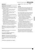 BlackandDecker Aspirateur Soufflant- Gw2200 - Type 1 - Instruction Manual (GW100) - Page 7