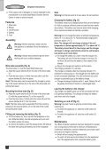 BlackandDecker Aspirateur Soufflant- Gwc1800l - Type H1 - Instruction Manual (Européen) - Page 6