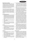 BlackandDecker Broyeur De Jardin- Gs2400 - Type 1 - Instruction Manual (Roumanie) - Page 5