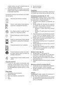 BlackandDecker Broyeur De Jardin- Gs2400 - Type 1 - Instruction Manual (Roumanie) - Page 7