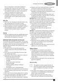 BlackandDecker Aspirateur Soufflant- Gw2200 - Type 1 - Instruction Manual (Européen) - Page 5
