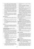 BlackandDecker Aspirateur Soufflant- Gw2200 - Type 1 - Instruction Manual (la Hongrie) - Page 5
